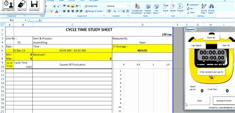 10 How To Create A Template In Excel Exceltemplates Exceltemplates Lean Manufacturing Excel Templates