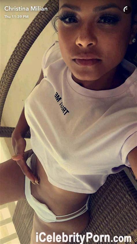 christina milian desnuda video snapchat xxx 2016