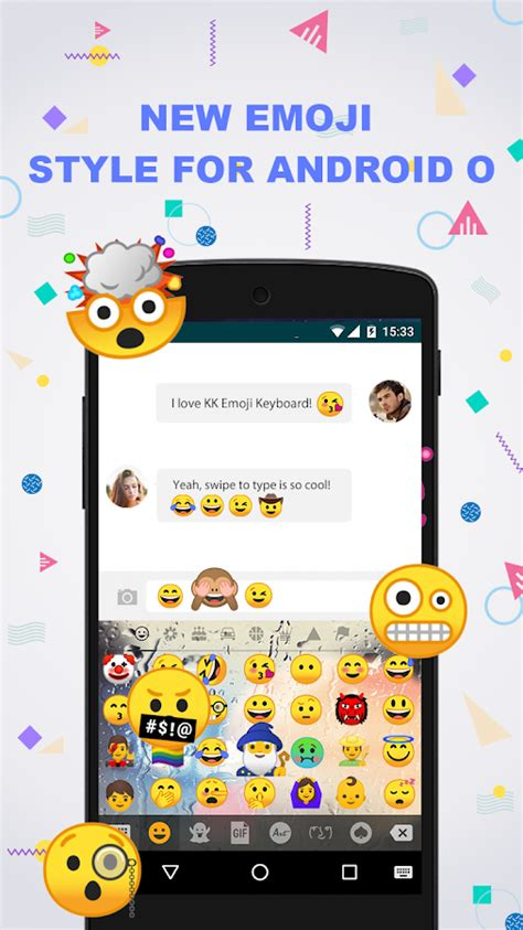 new emoji for android new emoji for android 8 android apps on play