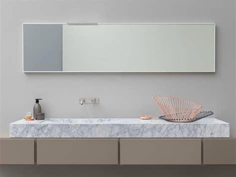 Impressionnant Armoire Salle De Bain Blanc #8: Vasque-design-rexa-carrera-marbre-blanc-accessoires-robinetterie-inox.jpg