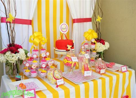 wedding bridal baby shower ideas on pinterest bumble pink and yellow bridal shower design home decorations
