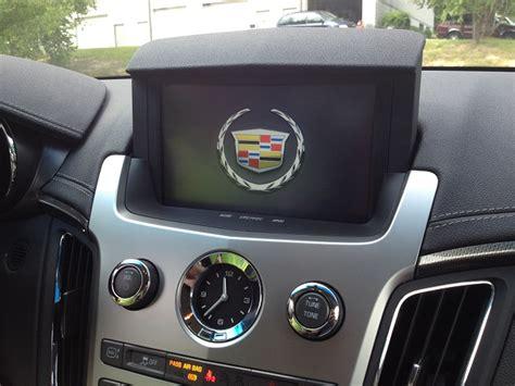 2010 cadillac cts navigation system 2008 2013 cadillac cts factory navigation system