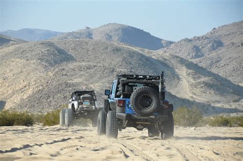jeep desert racing road racing map calendar and guide 2015