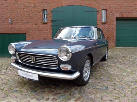 peugeot 404 coupe for sale peugeot 404 coup 233 1966 offered for usd 32 932