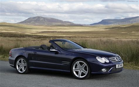how it works cars 2007 mercedes benz sl class regenerative braking mercedes benz sl class sport edition 2007 widescreen exotic car wallpaper 15 of 52 diesel station