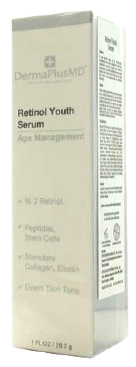Serum Dermaplus dermaplus md retinol youth serum 462 00 tl ye sipariş