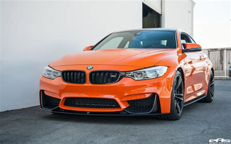 Bmw Orange orange ii bmw f82 m4 gets modded and refined