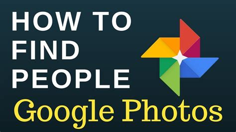 How To Find Peoples Pictures How To Find In Photos