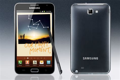 Samsung Note 4 The samsung galaxy note 4 load the
