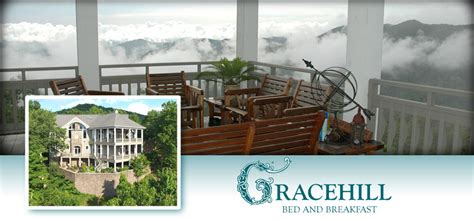 smoky mountains bed and breakfast gracehill bed and breakfast a smoky mountain bed and