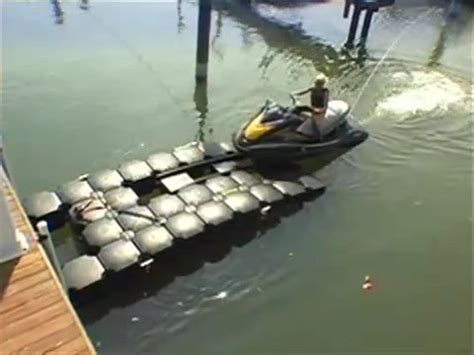 yamaha jet boat driving tips jetdock boat launching doovi