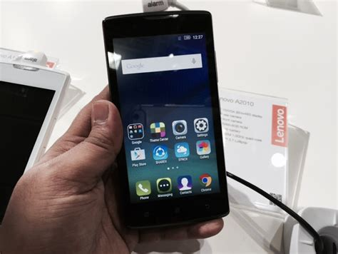 Lenovo A2010 Specification lenovo a2010 on overview and features