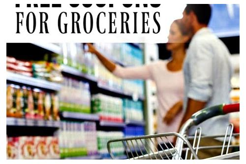 how to buy groceries for free with coupons
