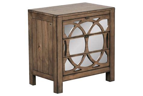 mirrors nightstands mirrored nightstand living spaces