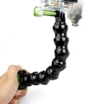 Tmc 5 Joint Adjustable Neck Tripod Gopro Xiaomi Yi Black tmc 7 joint adjustable neck tripod for gopro