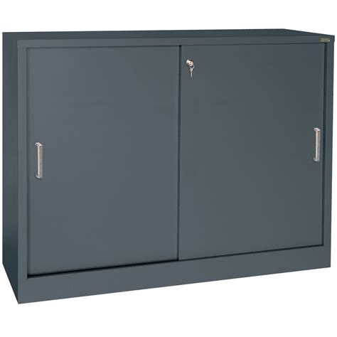 Storage Cabinet Doors Sliding Door Storage Cabinet 29 Inch High In Storage Cabinets