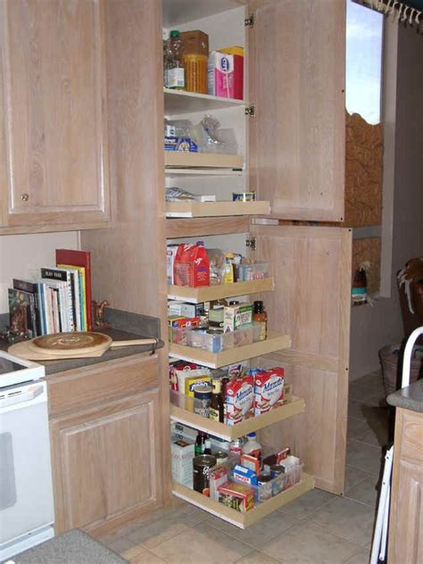 Kitchen Drawers Keep Sliding Open Pantry Cabinet Slide Out Shelves 11emerue
