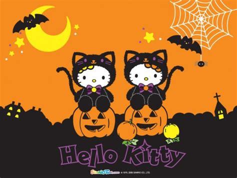 imagenes de hello kitty tiernas im 225 genes tiernas de hello kitty en halloween