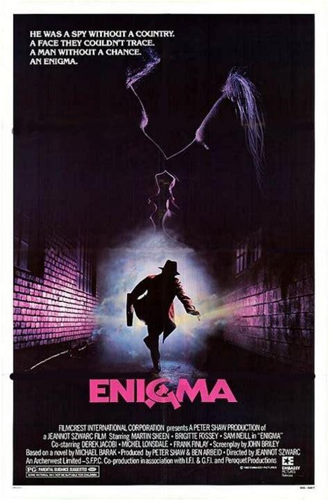 enigma film sheen enigma 1983 filmaffinity