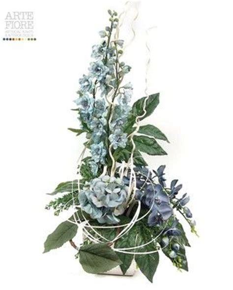 composizione floreale fiori finti composizione floreale fiori artificiali in tessuto