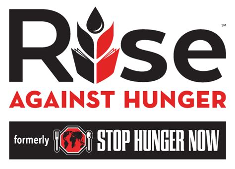 Logo Rise Against file rise against hunger logo jpg wikimedia commons