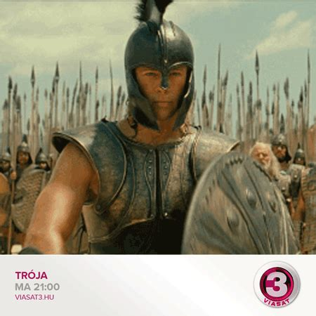 brad pitt troy gif by viasat3 find & share on giphy