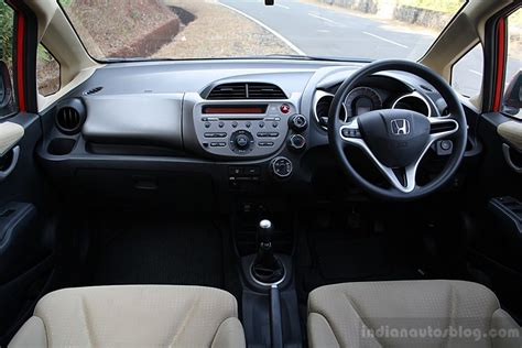 interior review honda jazz facelift