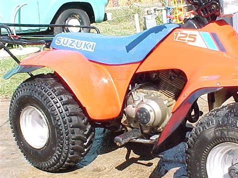 125 Suzuki 4 Wheeler 1991 Suzuki 125 4 Wheeler
