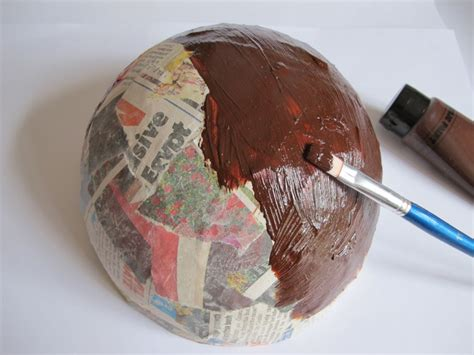 How To Make A Helmet Out Of Paper Mache - how to make a viking helmet hobbycraft