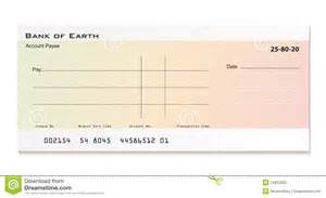 bank cheque royalty free stock photo image 14852625