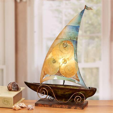 capiz home decor capiz shell sailboat beach d 233 cor shop