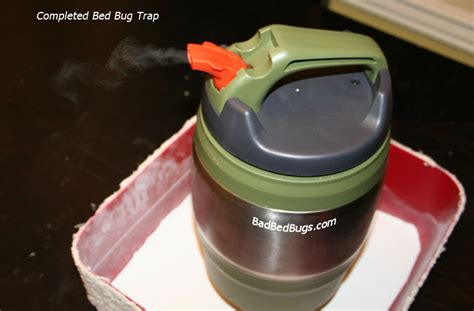 dry ice bed bug trap bed bug traps make your own detector or trap for under 10