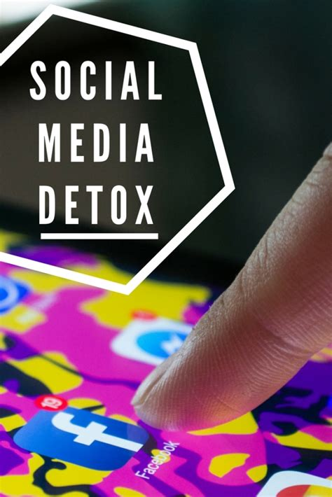 Social Media Detox Week by Social Detox 9 Differences It Made Without Social