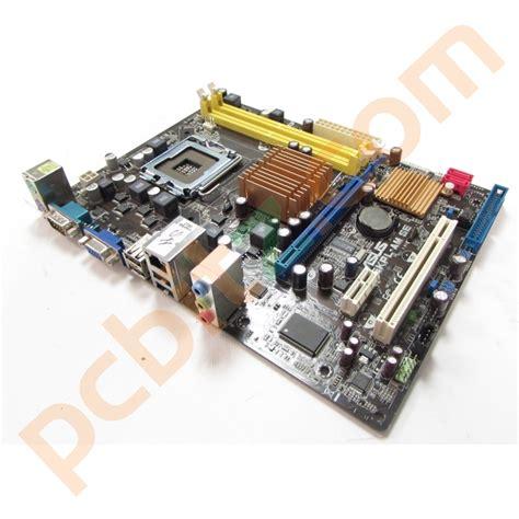 Board Asus P5kpl Am Se Rusak asus p5kpl am se rev 2 01 lga775 motherboard with bp ebay