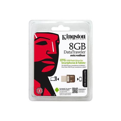 Kingston 8gb Datatraveler Microduo Usb 20 Micro Usb Otg Dtduo Pami苹艸 Usb 2 0 Kingston Datatraveler Microduo 8gb Dtduo 8gb