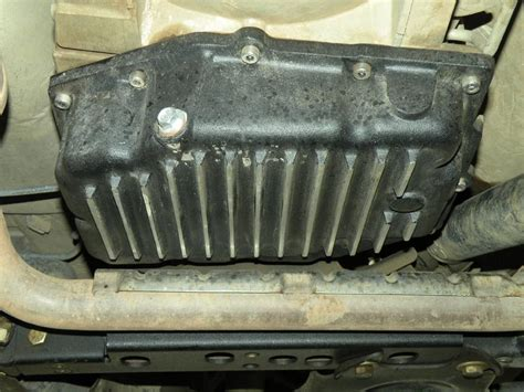 2005 Jeep Wrangler Transmission Problems Chrysler 42rle Transmission Pan By Pml