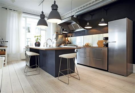 modern kitchen lighting home design