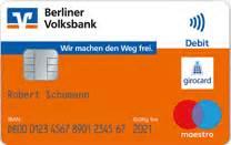 voba bank bis zu zwei bankkarten im gesch 228 ftskonto kostenlos enthalten