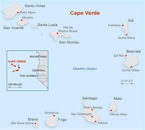cape verde islands map books for inspire a child