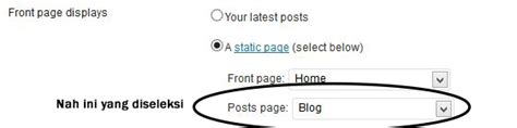 step by step membuat blog di wordpress cara membuat halaman blog di wordpress efendinyairfa