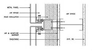 metal panel plan detail products materials