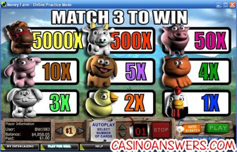 Play Scratchers Online And Win Money - money farm scratch card guide review casino answers