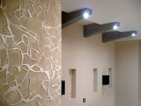 Ceiling Relief Designs by Relief Wall Decorations And Decorative Painting In A