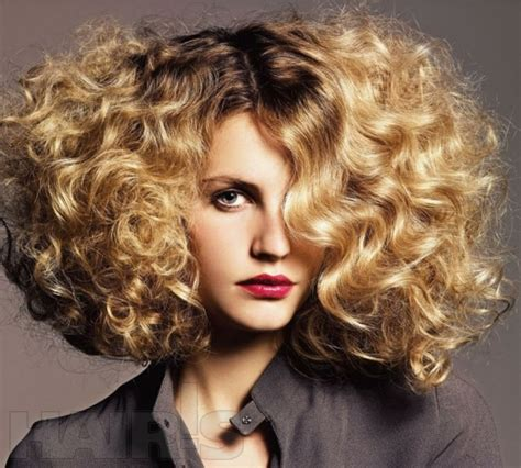 big curly haired big curly hair the combo of 40 s pin curl wave into something more fashion