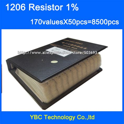 500pcs 1206 Smd Resistor 1 1 2 Ohm buy wholesale smd resistor 1206 from china smd
