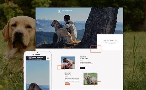 Pet Care Web Template Pet Care Website Templates