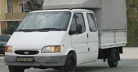 ford transit  kamyonet acilen satiliktir
