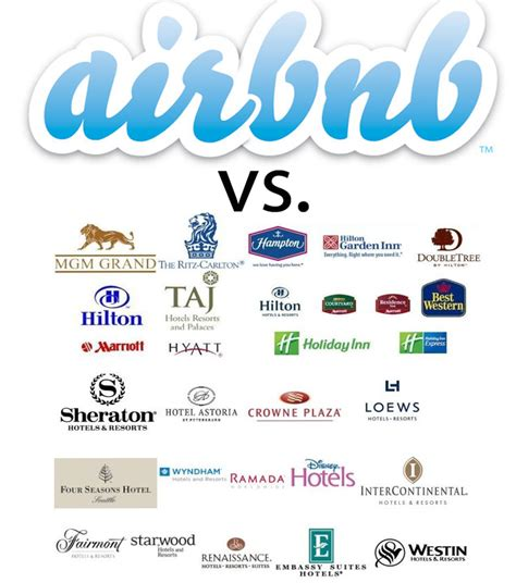 airbnb vs hotel how hotel chains are fighting airbnb to win back customers