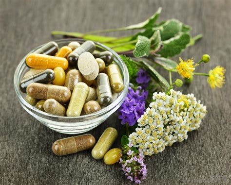 supplement vs medication what is herbal medicine with pictures