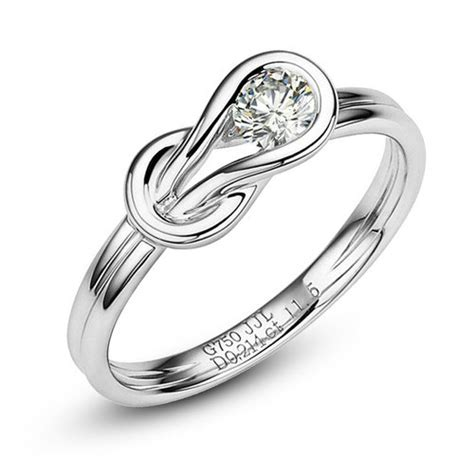 platinum rings for engagement